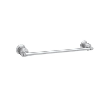 "Rohl MB1-24-STN Michael Berman 24"" Towel Bar With Finish: Satin Nickel"