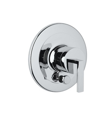 Rohl WA200L-APC Wave Shower Valve Trim (Trim Only) With Finish: Polished Chrome