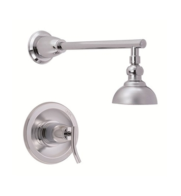 Danze D504554T Sonora™ Trim Only Single Handle Pressure Balance Shower Faucet in Chrome