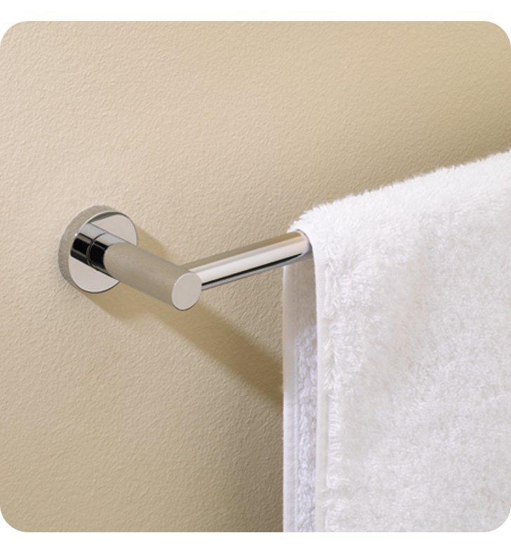 Valsan 67546cr Porto Bathroom Towel Rail With Finish Chrome