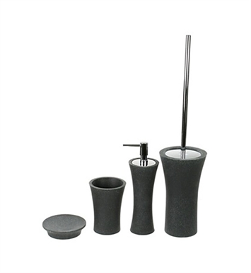 Nameeks AU100-14 Gedy Bathroom Accessory Set