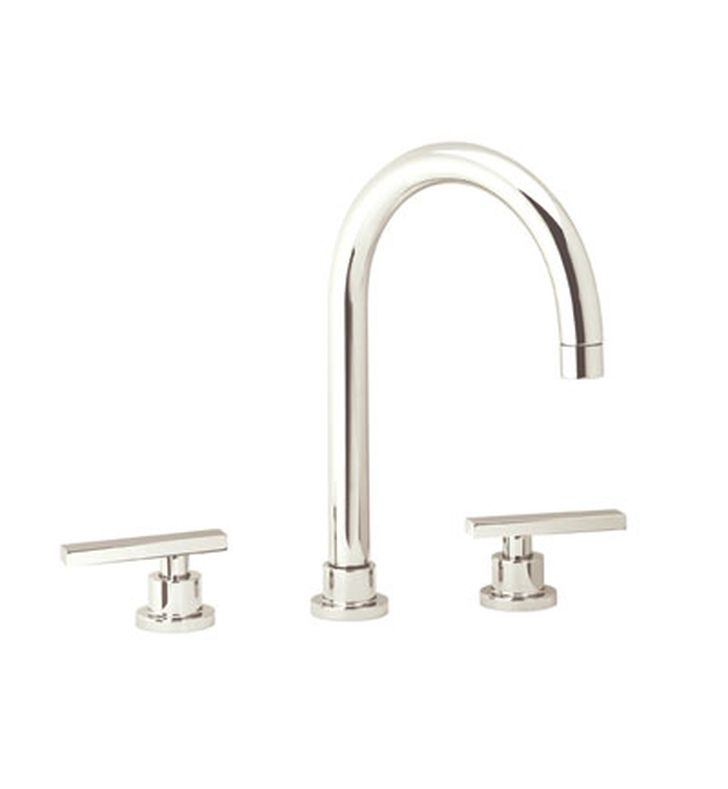 Rohl Bathroom Faucets : Rohl BA106-2 Widespread Bathroom Faucet