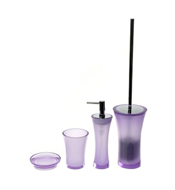 Nameeks AU100-63 Gedy Bathroom Accessory Set