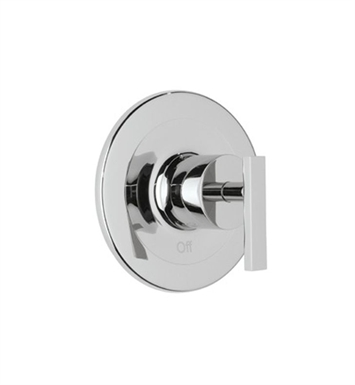 Rohl BA100L-APC Modern Architectural Shower Valve Trim (Trim Only) With Finish: Polished Chrome And Handles: Modern Architectural Metal Lever Handles