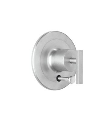 Rohl BA200L-PN Modern Architectural Shower Valve Trim (Trim Only) With Finish: Polished Nickel And Handles: Modern Architectural Metal Lever Handles