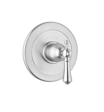 Rohl U.6700X-PN Georgian Era Shower Valve Trim (Trim Only) With Finish: Polished Nickel And Handles: Georgian Era Style Metal Cross Handles