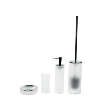Nameeks TI180-02 Gedy Bathroom Accessory Set