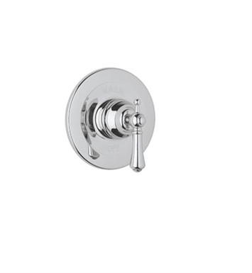 Rohl U.1700X-EB Georgian Era Shower Valve Trim (Trim Only) with Metal Cross Handle With Finish: English Bronze