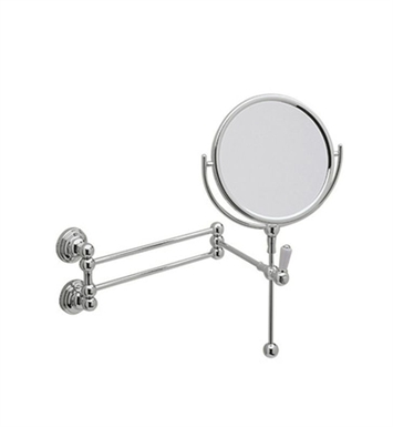 Rohl U.6918 Perrin & Rowe Wall Mounted Shaving Mirror