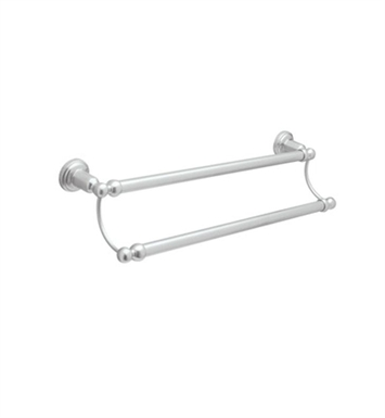 "Rohl U.6945-EB Perrin & Rowe 31 1/2"" Double Towel Bar With Finish: English Bronze"