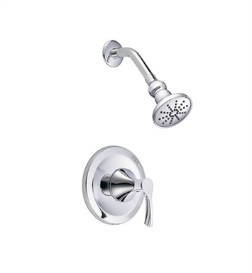 Danze D500522T Antioch™ Trim Only Single Handle Pressure Balance Shower Faucet in Chrome