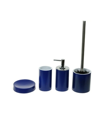 Nameeks YU180-05 Gedy Bathroom Accessory Set