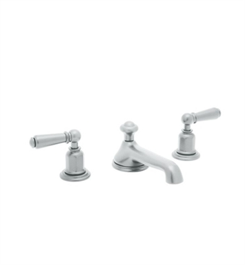 Rohl U.3730-APC Perrin & Rowe Widespread Bathroom Faucet With Finish: Polished Chrome