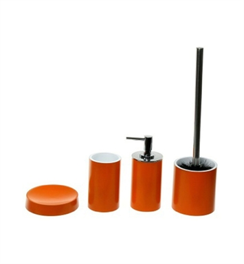 Nameeks YU180-67 Gedy Bathroom Accessory Set