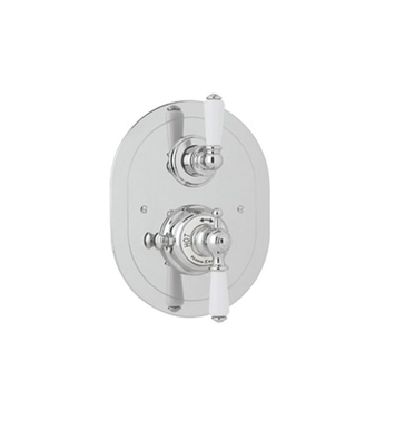 Rohl U.5520 Perrin & Rowe Thermostatic Shower Valve Trim (Trim Only)