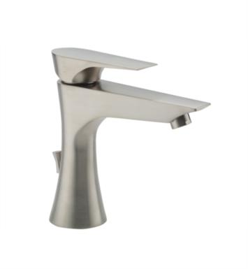 "California Faucets E201-1-MOB Diva 6 1/8"" Single Hole Bathroom Sink Faucet With Finish: Mocha Bronze <strong>(USUALLY SHIPS IN 2-4 WEEKS)</strong>"