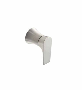 California Faucets TO-E2-W-SN Diva Wall or Deck Handle Trim With Finish: Satin Nickel <strong>(USUALLY SHIPS IN 1-5 BUSINESS DAYS)</strong>