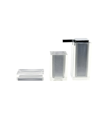 Nameeks RA580-73 Gedy Bathroom Accessory Set