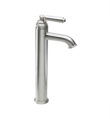 "California Faucets 3301-2 Topanga 6"" Single Hole Bathroom Sink Faucet"