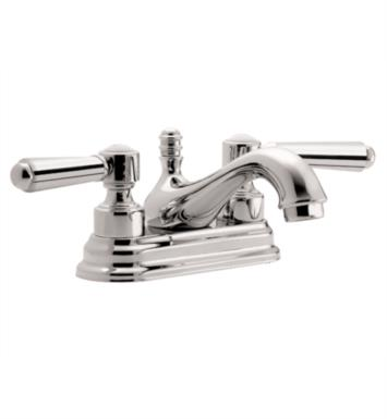 "California Faucets T3301 Topanga 4 1/2"" Double Handle Centerset Bathroom Sink Faucet"