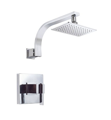 Danze D512544T Sirius™ Single Handle Shower Only Trim Kit in Chrome