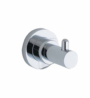 California Faucets 65-RH-BIS Robe Hook With Finish: Biscuit <strong>(USUALLY SHIPS IN 1-3 WEEKS)</strong>