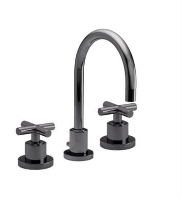 "California Faucets 6502-PEW Tiburon 7 5/8"" Double Handle Widespread Bathroom Sink Faucet With Finish: Pewter <strong>(USUALLY SHIPS IN 1-3 WEEKS)</strong>"