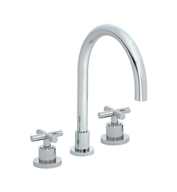 California Faucets TO-6508-SC Tiburon Roman Tub Faucet With Finish: Satin Chrome <strong>(USUALLY SHIPS IN 1-3 WEEKS)</strong>