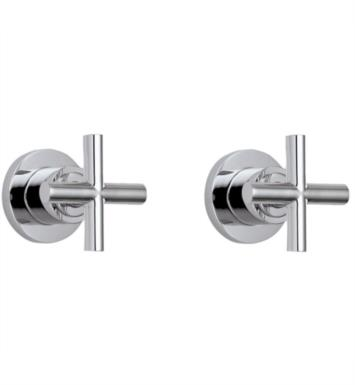 "California Faucets TO-6506L-BIS Tiburon 8"" Two Handle Tub or Shower Trim Only With Finish: Biscuit <strong>(USUALLY SHIPS IN 1-3 WEEKS)</strong>"