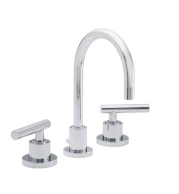 "California Faucets 6602-PN Montara 7 5/8"" Double Handle Widespread Bathroom Sink Faucet With Finish: Polished Nickel <strong>(USUALLY SHIPS IN 5-12 BUSINESS DAYS)</strong>"