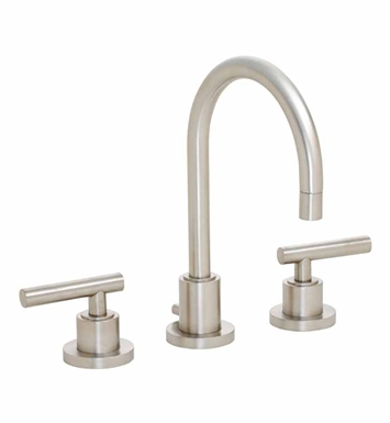 California Faucets 6602-SCO Montara Widespread Lavatory Faucet With Finish: Satin Copper <strong>(USUALLY SHIPS IN 3-4 WEEKS)</strong>