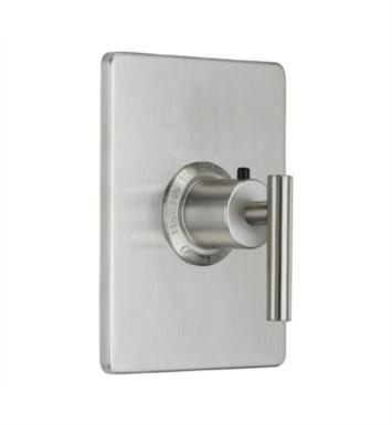 "California Faucets TO-THCN-66-SN Montara 5 7/8"" StyleTherm Thermostatic Trim Only With Finish: Satin Nickel <strong>(USUALLY SHIPS IN 1-5 BUSINESS DAYS)</strong>"