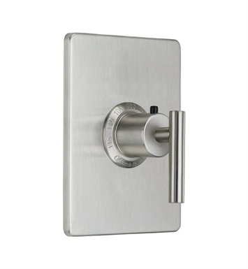 "California Faucets TO-THCN-66-PEW Montara Styletherm 3/4"" Thermostatic Trim With Finish: Pewter <strong>(USUALLY SHIPS IN 1-3 WEEKS)</strong>"