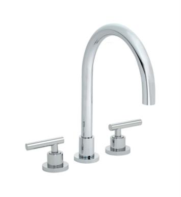 "California Faucets TO-6608-LSG Montara 10 5/8"" Two Handle Widespread/Deck Mounted Roman Tub Trim Faucet Set With Finish: Lifetime Satin Gold <strong>(USUALLY SHIPS IN 3-5 WEEKS)</strong>"