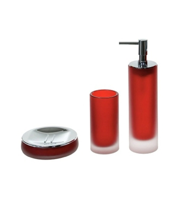 Nameeks TI280-06 Gedy Bathroom Accessory Set