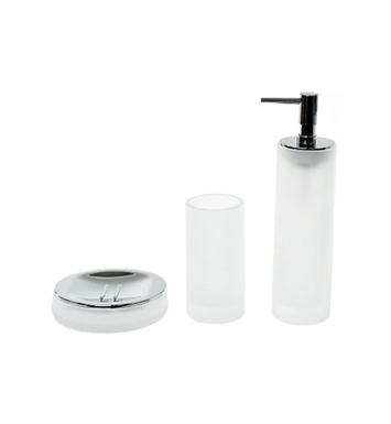 Nameeks TI280-02 Gedy Bathroom Accessory Set