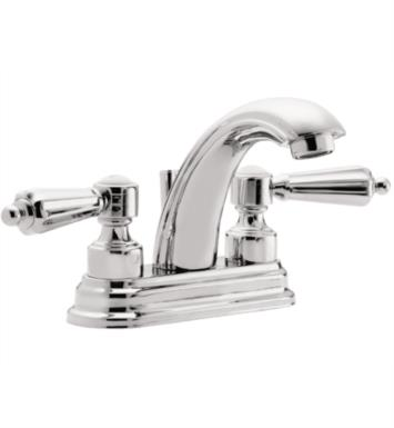 "California Faucets 6801-PRB San Clemente 5 7/8"" Double Handle Centerset J-Spout Bathroom Sink Faucet With Finish: Polished Rose Bronze <strong>(USUALLY SHIPS IN 3-5 WEEKS)</strong>"