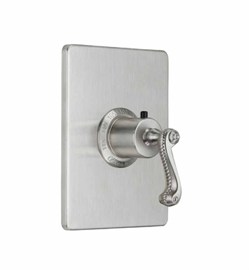 "California Faucets TO-THCN-38-PRB Styletherm 3/4"" Thermostatic Trim With Finish: Polished Rose Bronze <strong>(USUALLY SHIPS IN 3-5 WEEKS)</strong>"