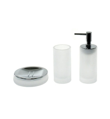 Nameeks TI281-02 Gedy Bathroom Accessory Set