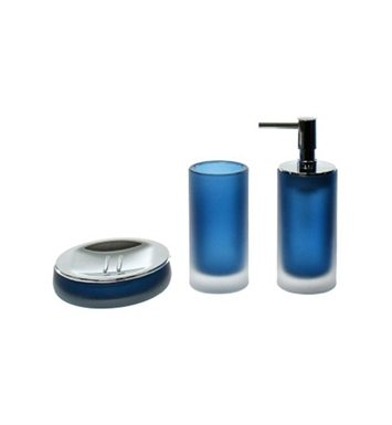 Nameeks TI281-05 Gedy Bathroom Accessory Set