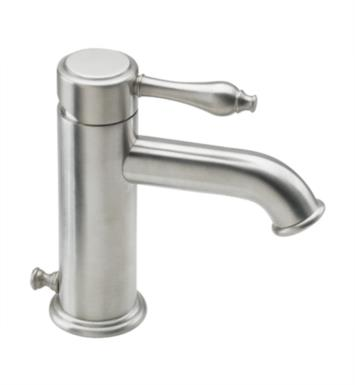 "California Faucets 4201-1-LPG Huntington 6 1/4"" Single Hole Bathroom Sink Faucet With Finish: Lifetime Polished Gold <strong>(USUALLY SHIPS IN 2-4 WEEKS)</strong>"