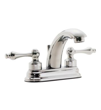 "California Faucets 4201-BLKN Huntington 5 7/8"" Double Handle Centerset J-Spout Bathroom Sink Faucet With Finish: Black Nickel <strong>(USUALLY SHIPS IN 3-5 WEEKS)</strong>"