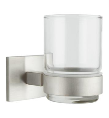 "California Faucets 70-TU-PC Solimar 4 3/8"" Wall Mount Toothbrush Holder With Finish: Polished Chrome <strong>(USUALLY SHIPS IN 1-5 BUSINESS DAYS)</strong>"