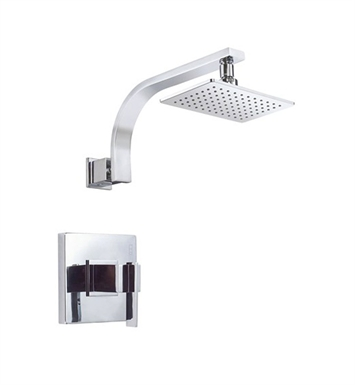 Danze D510544T Sirius™ Shower Only Trim Kit in Chrome
