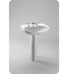 TOTO LPT242G Prominence® Pedestal Lavatory - with SanaGloss®