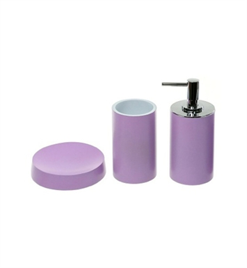 Nameeks YU280-79 Gedy Bathroom Accessory Set