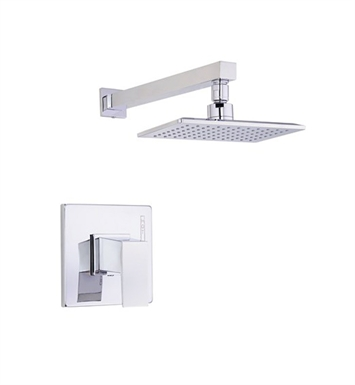 Danze D500562T Mid-town™ Trim Only Single Handle Pressure Balance Shower Faucet in Chrome