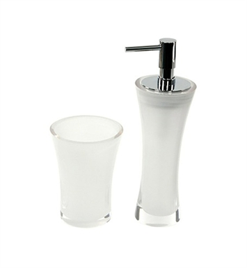 Nameeks AU500-00 Gedy Bathroom Accessory Set