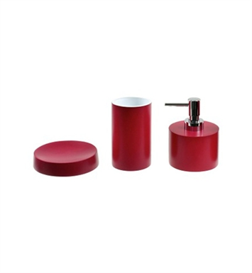 Nameeks YU281-53 Gedy Bathroom Accessory Set