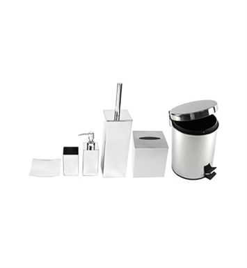 Nameeks NE1011 Gedy Bathroom Accessory Set